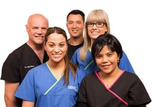 Portrush Family Dental team