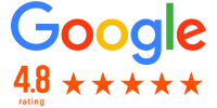 Google Reviews rating