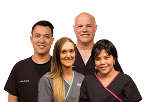 Dr. Ricky Freytag & His Team