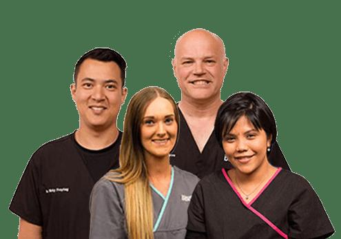 Dr. Ricky Freytag & His Team